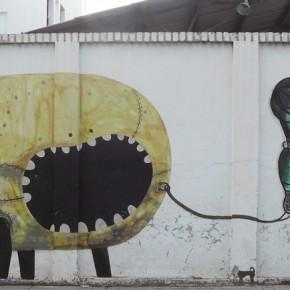 Street art from Cuba
