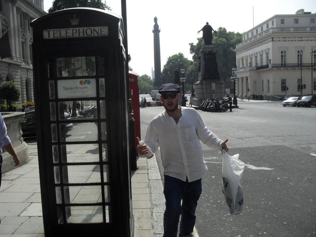 Twat in London