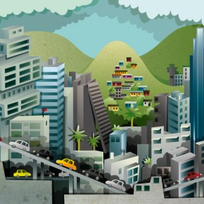 Caracas illustrated