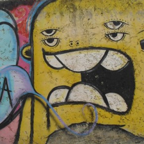 Graffiti in Caracas and Maracaibo