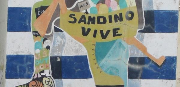 Murals in Nicaragua